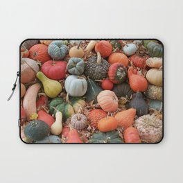 cornucopia (heirloom pumpkins and squashes) Laptop Sleeve