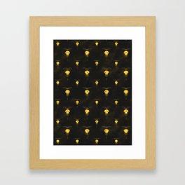 Dandy Jelly Framed Art Print