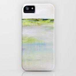Grisant série horizon iPhone Case