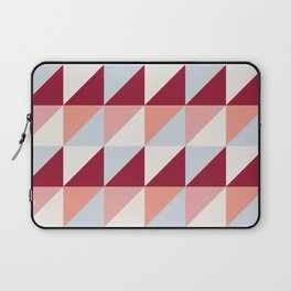 Trio (maroon) Laptop Sleeve