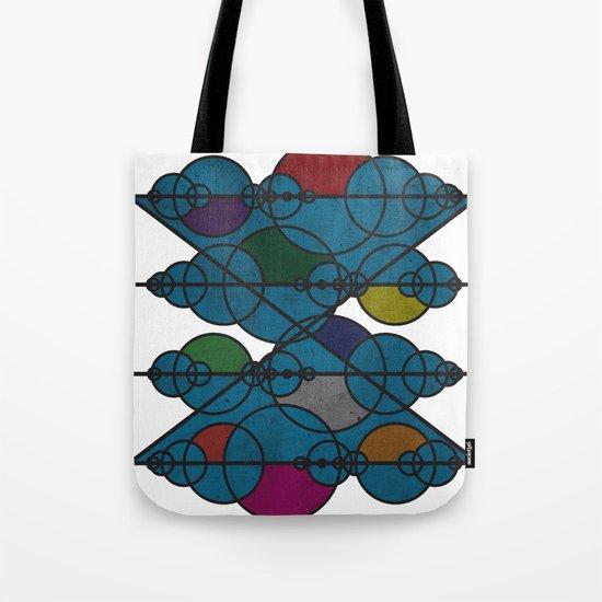 Geometric Exploration 1 Tote Bag