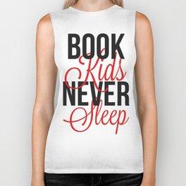 Book Kids Biker Tank