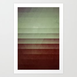 AFTERMATH Art Print