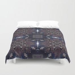 Tower in Bruges 2 Duvet Cover