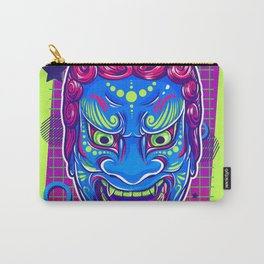 Neon Noh - Fudo Carry-All Pouch