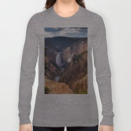 Yellowstone Grand Canyon Long Sleeve T-shirt