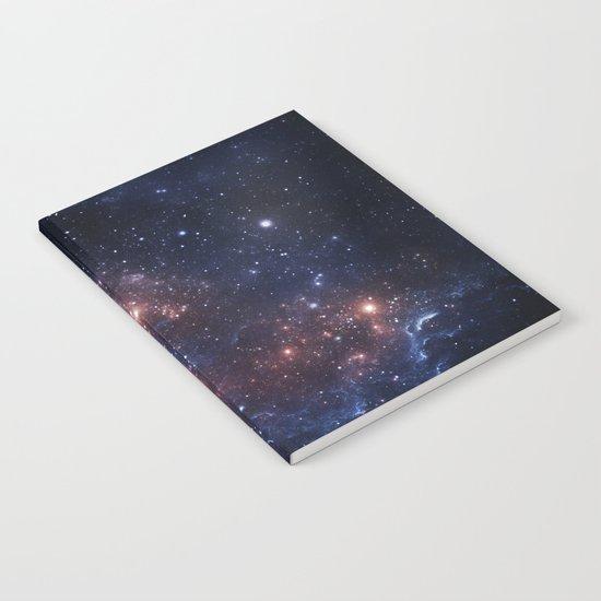 Stars and Nebula Notebook