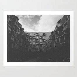 Vestamager Art Print
