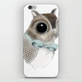 Mister Hoot iPhone Skin