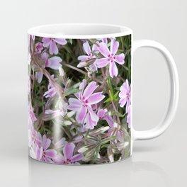 Pink & White Sweet William Coffee Mug
