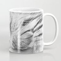 kitten Mugs featuring Kitten by Olechka