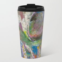 Babylonian Pondlife Travel Mug