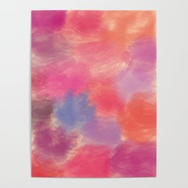 Accidental Flowers Poster