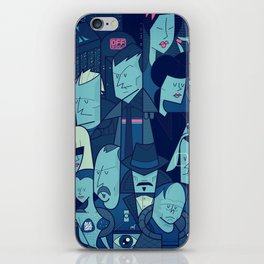 Blade Runner iPhone Skin