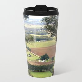 Mount Buninyong Travel Mug