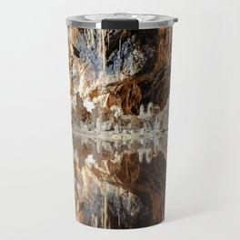 "Cave (""Fairy Kingdom,"" the Saalfeld Fairy Grottoes) Travel Mug"