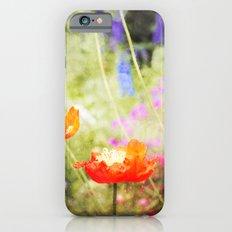 Magic Poppies Slim Case iPhone 6