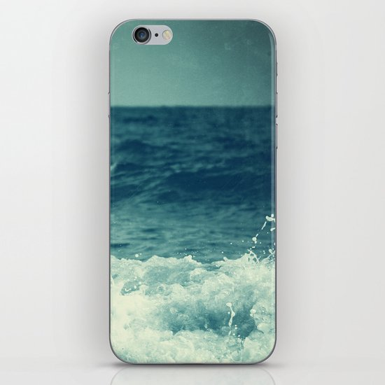 The Sea II. (Sea Monster) iPhone & iPod Skin
