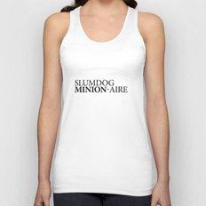 SLUMDOG MINION-AIRE Unisex Tank Top