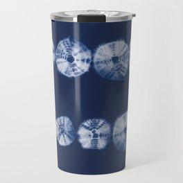 Kumo shibori line Travel Mug