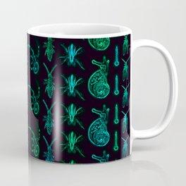 Neon Insect Stripes 2 Coffee Mug