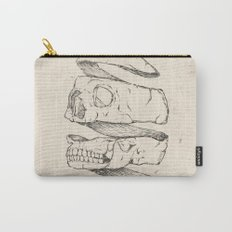 Twister Skull Carry-All Pouch