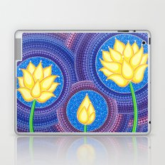 Dreamy Lotus Family Laptop & iPad Skin
