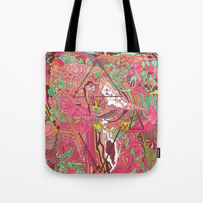 Dreaming in Color Tote Bag