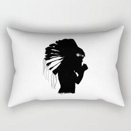 Gone Native Rectangular Pillow