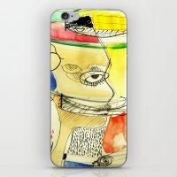 kitchen iPhone & iPod Skins featuring kitchen by Matteo Lotti
