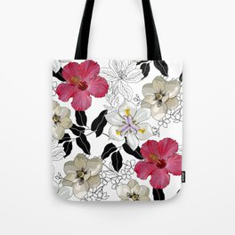 BOTANICAL BLISS Tote Bag