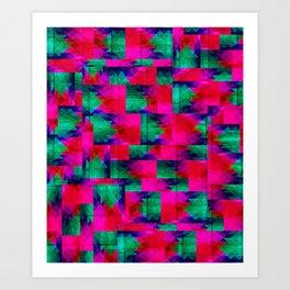 One:1 Art Print