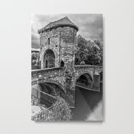 The Gateway To Monmouth Metal Print