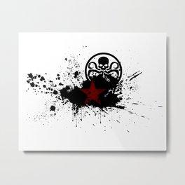 Hydra Star Metal Print