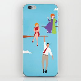 Bewitched  iPhone Skin
