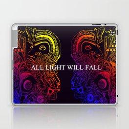 ALL LIGHT WILL FALL - Lineage design  Laptop & iPad Skin