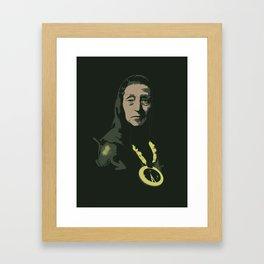 granmuthertime Framed Art Print