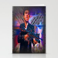 scarface Stationery Cards featuring scarface by Vector Art