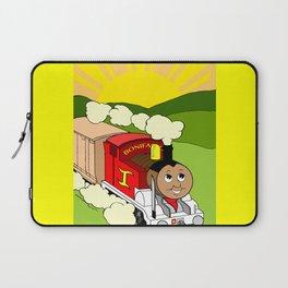 Bonifacio The Train Laptop Sleeve
