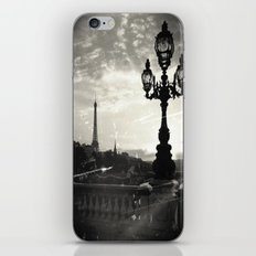 Mysterious Paris iPhone & iPod Skin