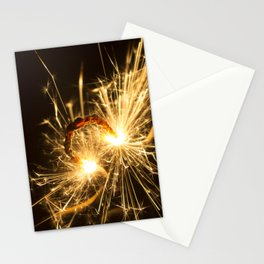 'Up in Smoke' (Sparks No.1) Stationery Cards