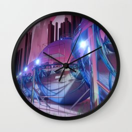 PETROLEUM Wall Clock