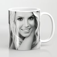 britney Mugs featuring Britney Bitch  by Isaiah Thomas