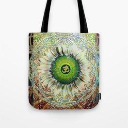 The Eye Om Tote Bag