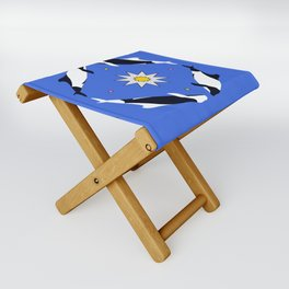Las Toninas Folding Stool