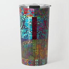 Bohemian Wonderland Travel Mug