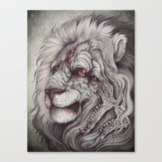 the Nemean Lion Canvas Print