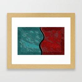 Ozone Framed Art Print