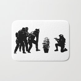 Police brutality coming up Bath Mat