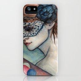 Masquerade iPhone Case
